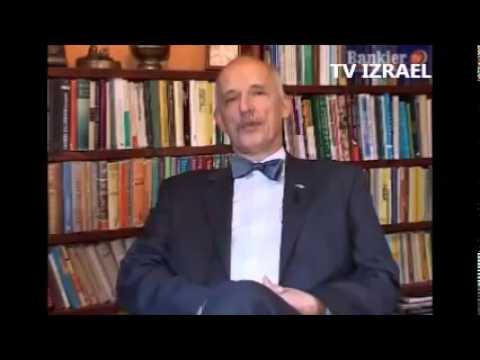 Korwin Mikke: Żydom należy oddać majątki i wypłacić odszkodowania