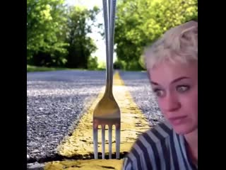 STARING AT A FORK IN THE FUCKING ROAD CLOWNERRY