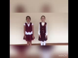 Видеопоздравление для Ксении Петровны