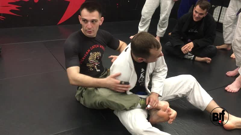 Магомет Матиев - wristlocks master-class (mini bjf_seminar) bjf_jam_session bjjfreaks_TV