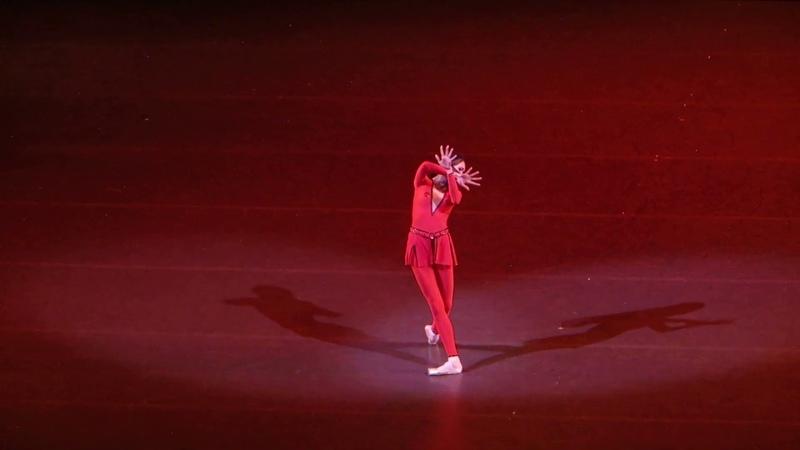 Olga Marchenkova debut Mekhmene Banu A Legend of Love