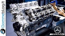 Mercedes AMG V8 ENGINE - PRODUCTION (German Car Factory)