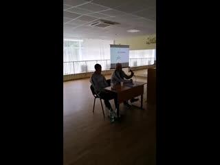 Встреча представителей ФК Зенит с детьми / КДТ им. А.М. Кижеватова
