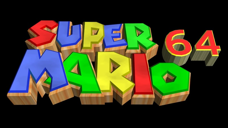 Slider Stand Mixer Super Mario 64