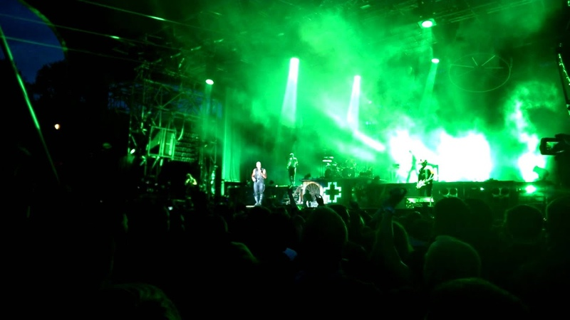 Rammstein du riechst so gut @Wuhlheide Berlin 24 5 2013