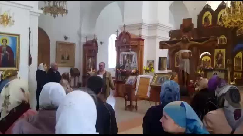 ЛНР. Антрацит. Храм Рождества Христова.