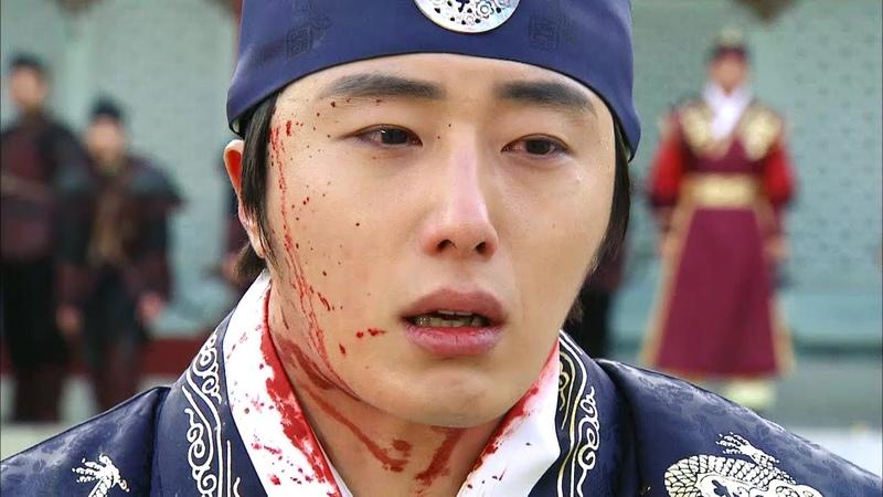 TVPP Jung Il Woo Death for Soo Hyun 정일우 수현 훤 을 위해 죽음을 택한 일우 양명 @ Moon embracing the Sun