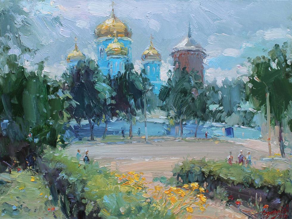 Юрий Демьянов