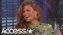 Eva Mendes Admits Parenting Two Girls With Ryan Gosling Is 'Fun, Beautiful And Maddening'