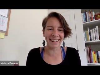 Melissa Doman. Russian Q&A #2