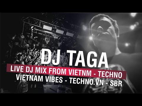 DJ MIX ASIA TECHNO VIETNAM LIVE DJ TAGA ROLAND PIONEER DIGITAL DJ TIPS REKORDBOX