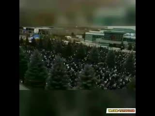 Большой Джамаат в Ингушетии