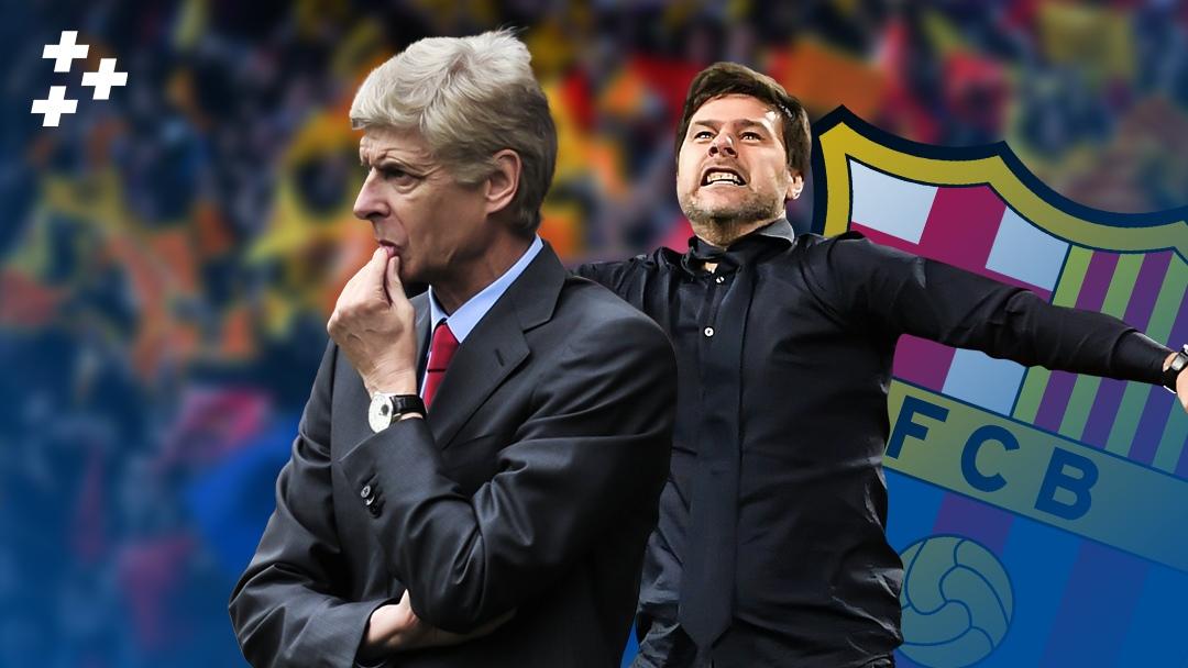 """Кого возглавит Венгер? Как """"Барселона"""" прокатила Почеттино? Возьмет ли Жозе титул в этом году? Букмекеры знают все"""