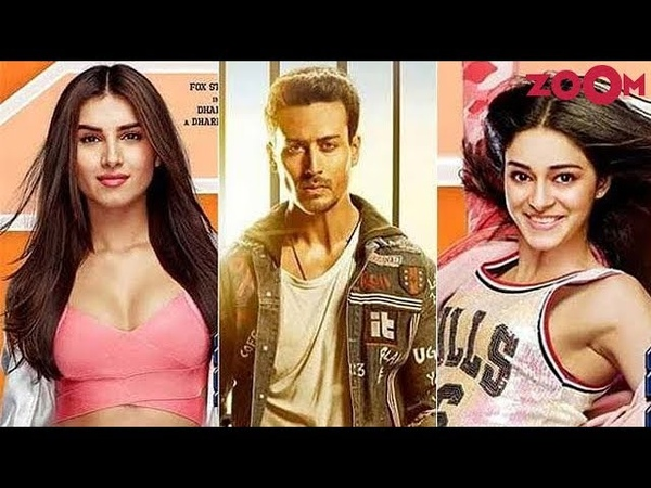 SOTY 2 Trailer Tiger Shroff, Ananya Panday Tara Sutaria fight for love