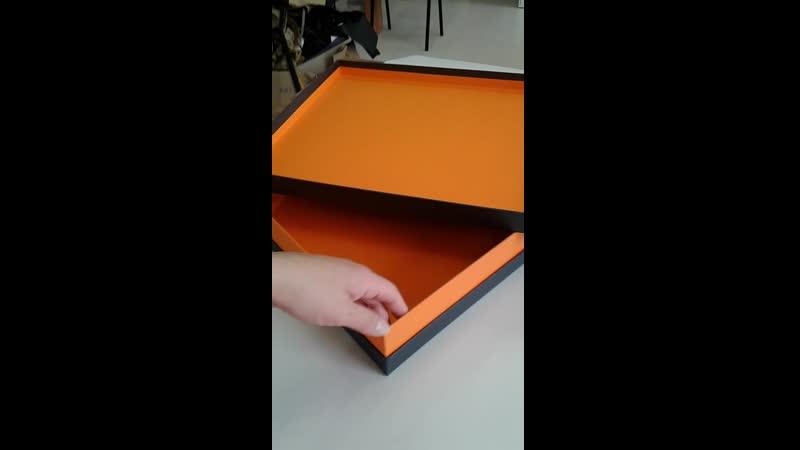 коробка под постельное белье Artitel