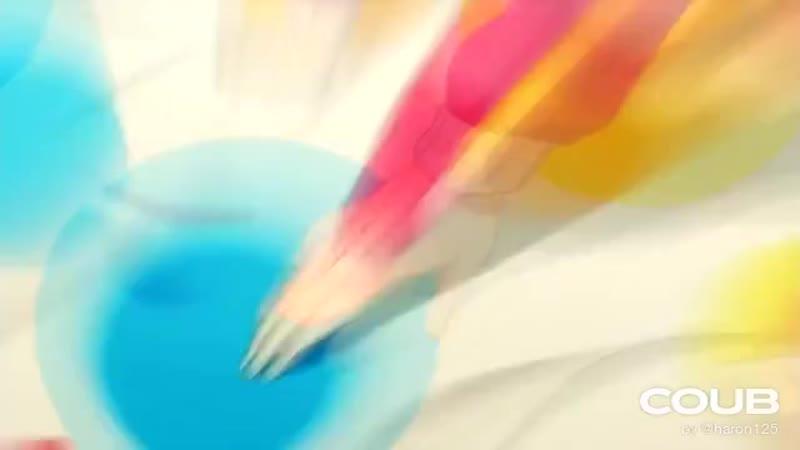 С ДОБРЫМ УТРОМ Девушки пони Славное Дерби MIB Люди в чёрном AMV anime MIX anime REMIX