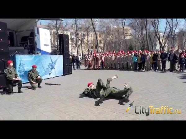 День призывника. 20 аперля 2019 г. Самара. Сквер Родина