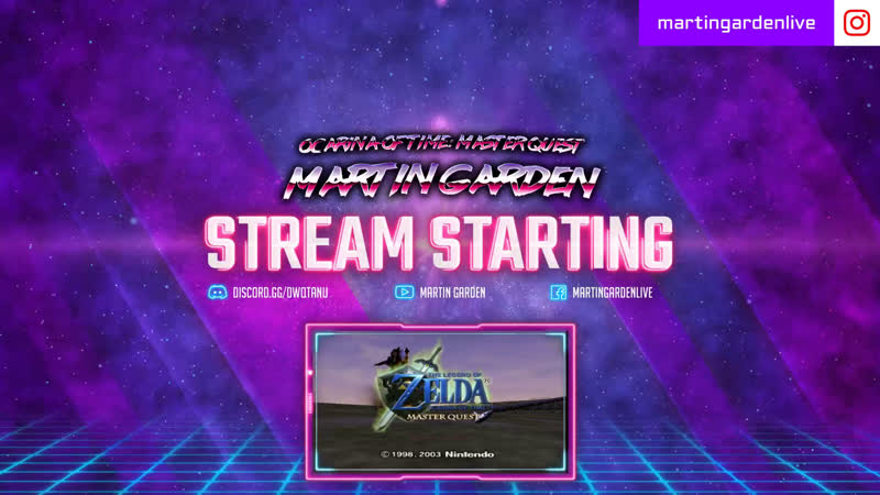OoT Master Quest Stream 1