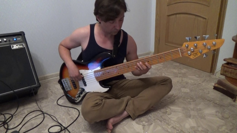 Борьба за выживание гр Сталинград bass cover