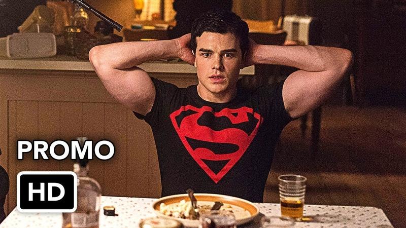 Titans 2x06 Promo Conner (HD) Superboy Krypto the Superdog
