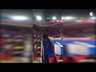 Выступление украинских гимнасток на Гран-при в Москве