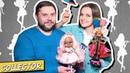 """В детстве он мечтал о Барби! """"Коллектор"""" в гостях у Сергея Интервью, обзор коллекции кукол"""