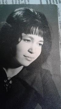 Валеева Розалия (Тляубаева)