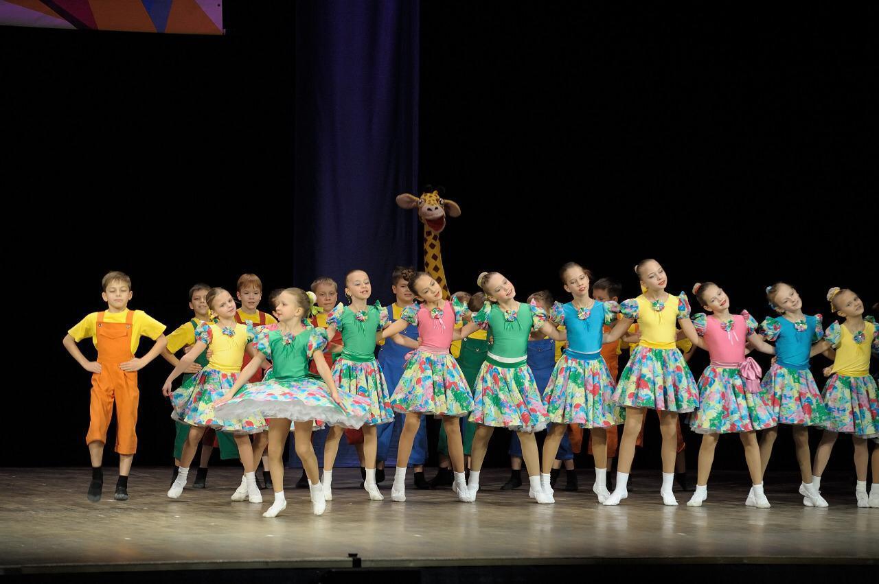 Воспитанники детской школы искусств на Волгоградке выступили в центре культуры на Профсоюзной