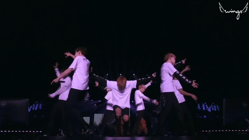 [РУС САБ] [RUS SUB] BTS - I need U (jap ver.) [LIVE]
