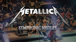 Charlie Parra - Metallica Symphonic Medley -  For Whom The Bell Tolls, One, Master of Puppets and more. (2016)