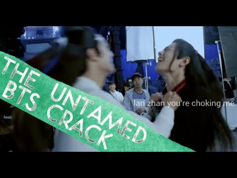 The Untamed 陈情令 | Behind the Scenes Crack 2