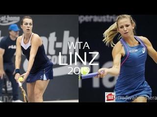 Anastasia Pavlyuchenkova vs Barbara Haas - WTA LINZ - 2019 - HIGHLIGHTS