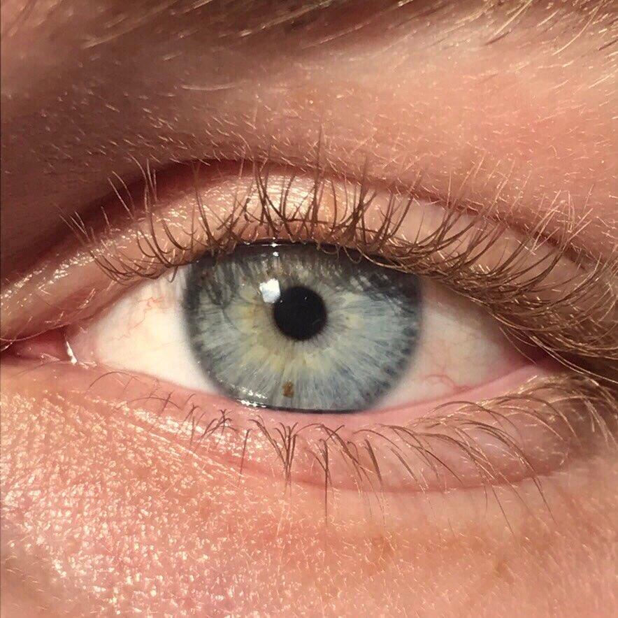 молочного фото все цвета глаз человека эту