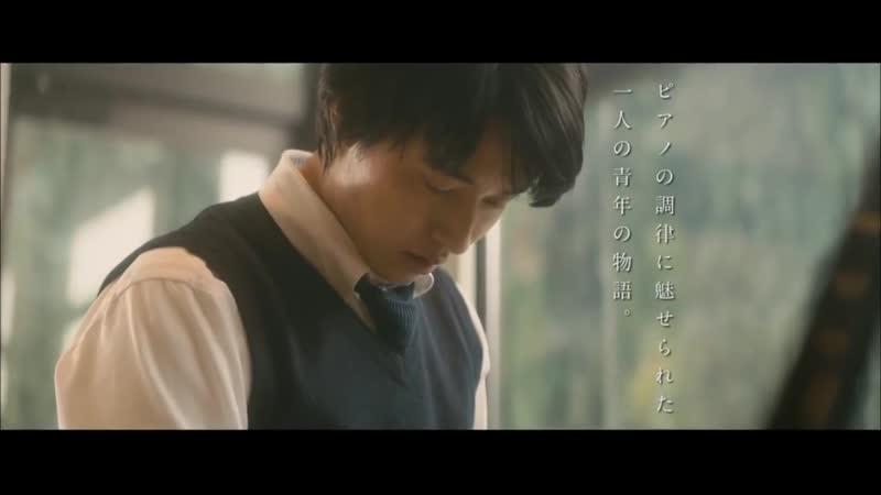 Teaser Trailer Hitsuji to Hagane no Mori