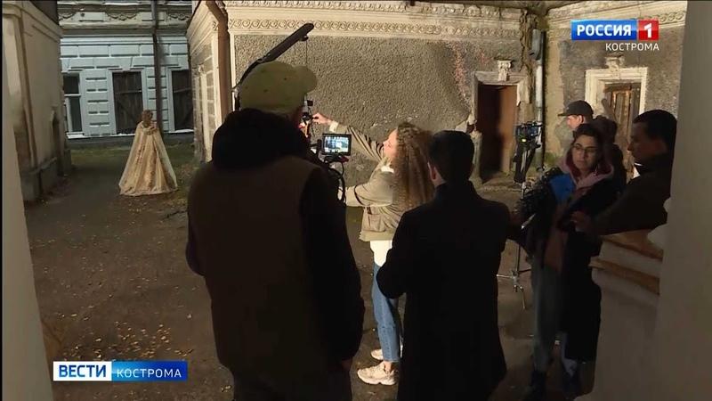 Кострому сделали Москвой в фильме Дракулов из за отсутствия кондиционеров на домах