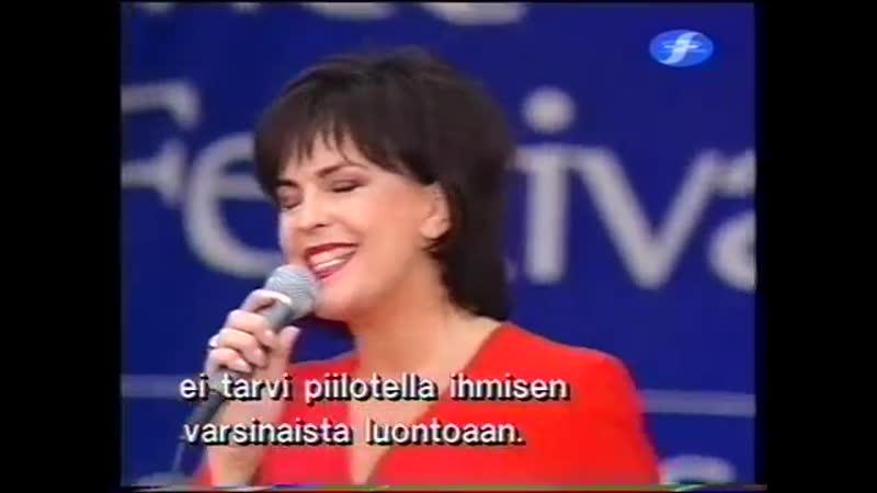 Paula Koivuniemi Hei buonanotte