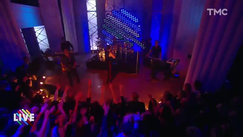 Depeche Mode – «Personal Jesus» – (Live on TMC TV, Paris 21.03.2017)