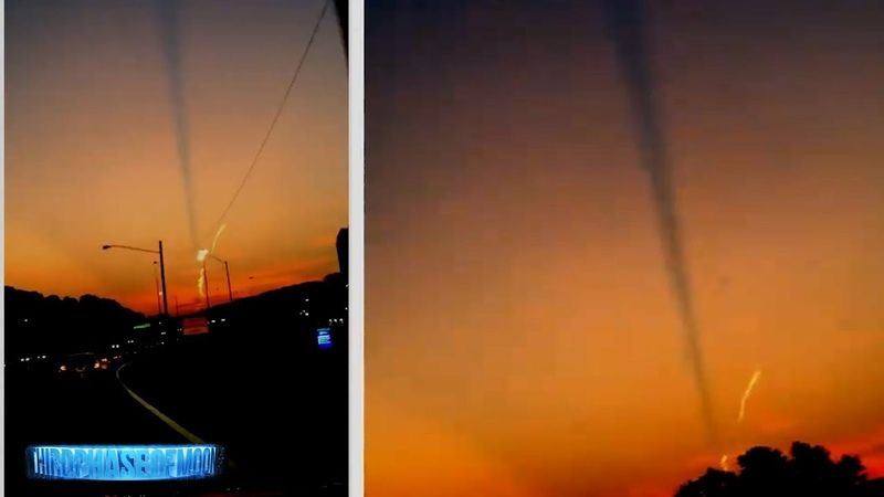 Something Just RIPPED The SKY! Belgium UFO Can't Explain This... 2019