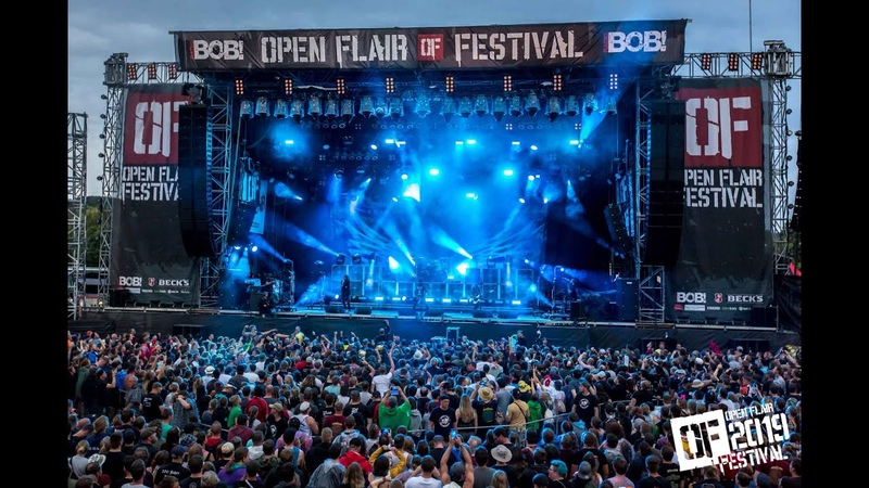 Open Flair Festival 2019 - Bullet For My Valentine (Your Betrayal)