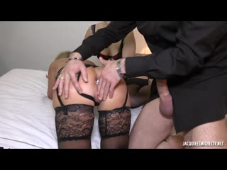 Cintya poursuit ses peripeties [Jacquieetmicheltv. Anal, Blowjob, French, Milf, Threesome]