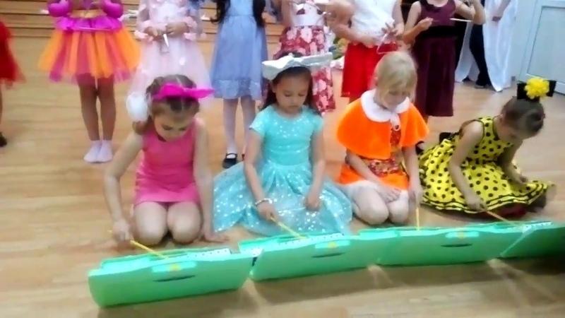Детский хор Начало Мир игрушек анонс