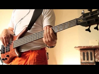 Chic - I Want Your Love (bass overlay cover)