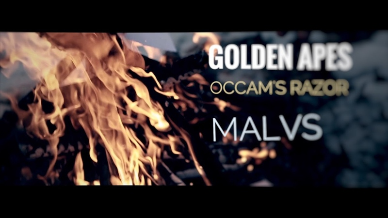 Golden Apes - Occam´s Razor Blackstage Musikvideoproduktion Berlin