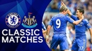 Chelsea 2 0 Newcastle Torres Screamer Hazard's First Goal Premier League Classics Highlights