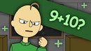 What's 9 10 Animation Baldi's Basics