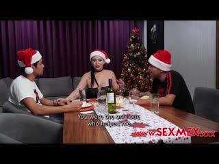 [SexMex] Pamela Rios - Big Christmas Presents (NewPorn, Latin, Big Tits, Boobs, Ass, Blowjob, Spanish, Teen, Milf, Anal)
