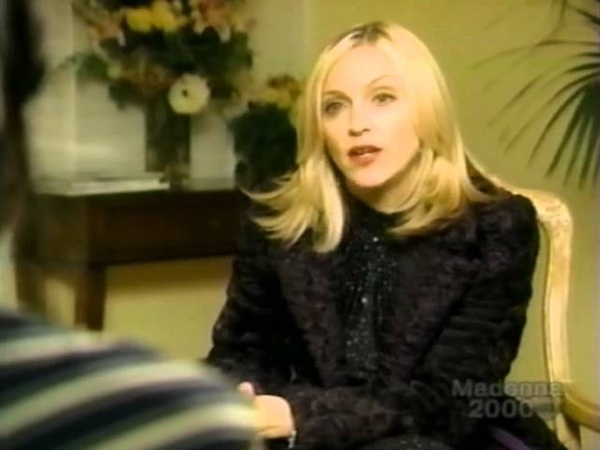 Madonna - Canadian interview with Sook-Yin Lee (2000)