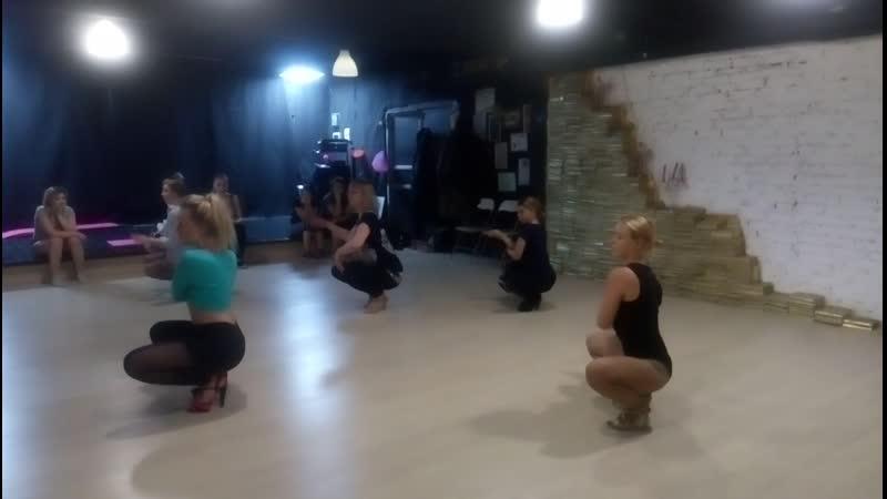 ХАЙ ХИЛС обучение во Владимире танцевальная студия the САХАР