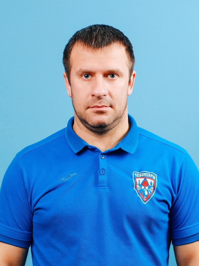 Тренер Орлов Сергей Валерьевич