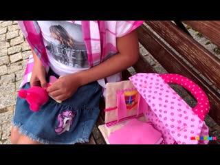 Распаковка куклы Лолы